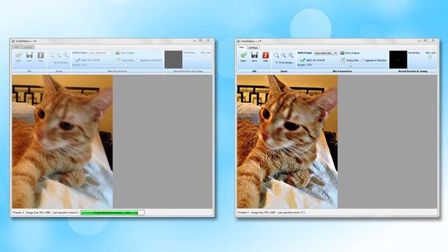 SmartDeblur Fixes Blurry Photos without the Fuss