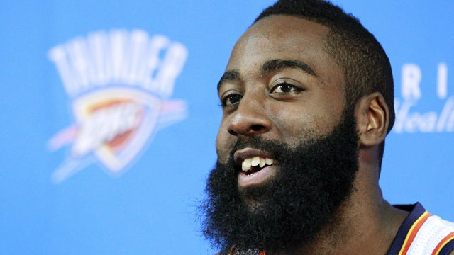 Report: OKC Has Traded James Harden To Houston