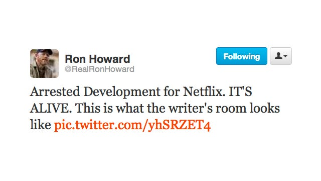 Visual Proof That Arrested Development Season 4 Is Really Happening