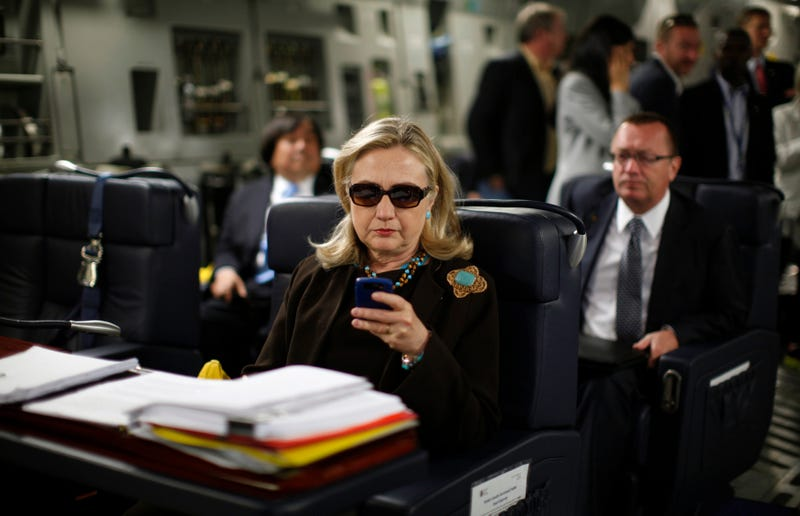 Viral Hillary Meme Photo Raised Questions at State Department About Private Email Server