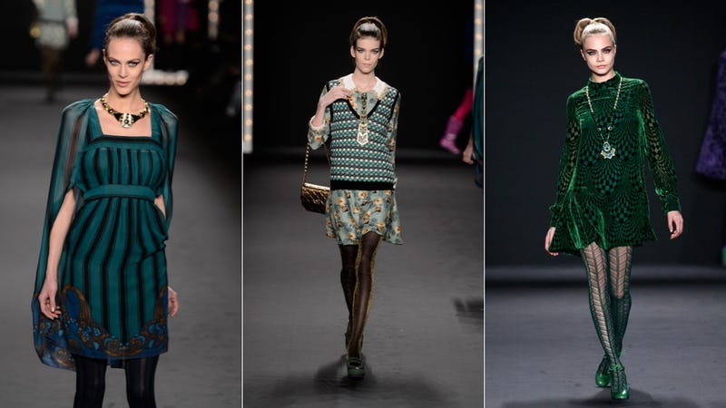 Anna Sui, for the French New Wave Schoolgirl in You