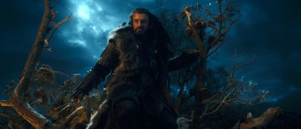 New Hobbit pics give a first look at Radagast the Brown, who's getting a bigger storyline!
