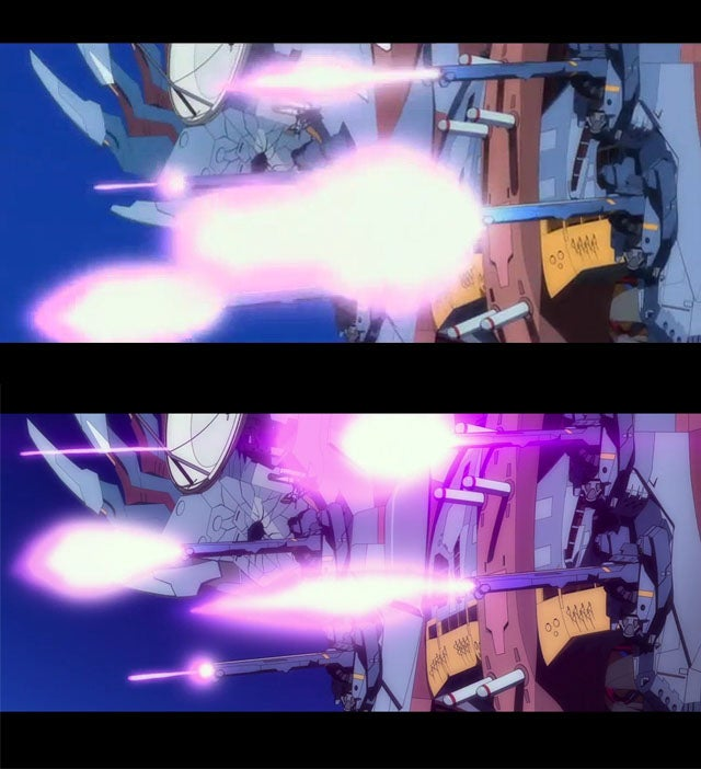 See What a Difference 0.33 Makes With the New Evangelion Movie