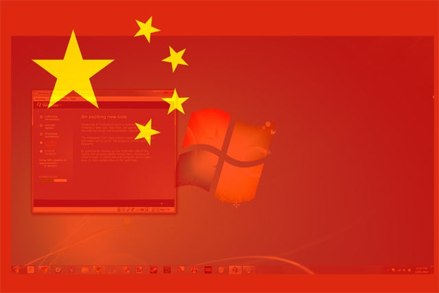 Report: China Wants a Dominant Computer OS