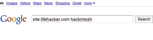 The Best Way to Search for an Old Post on Lifehacker