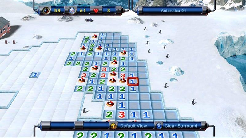 Minesweeper Explodes Onto Xbox Live Arcade