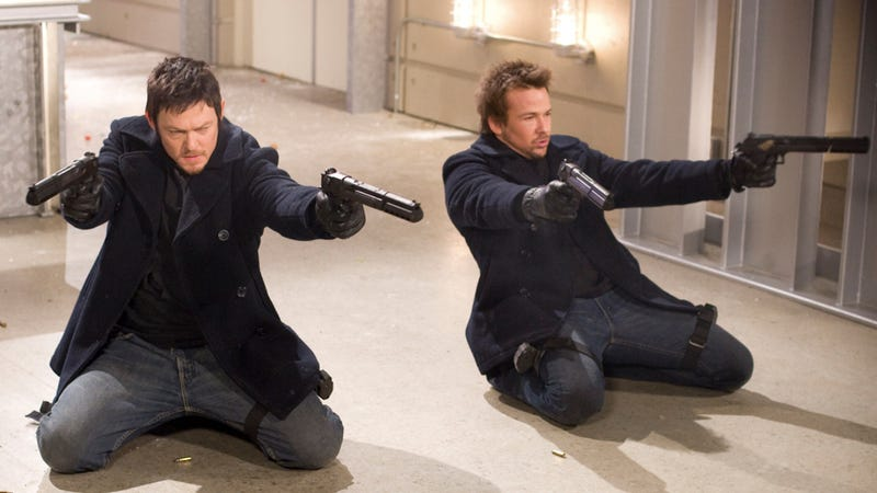 Pray They Don't Make A Boondock Saints Game