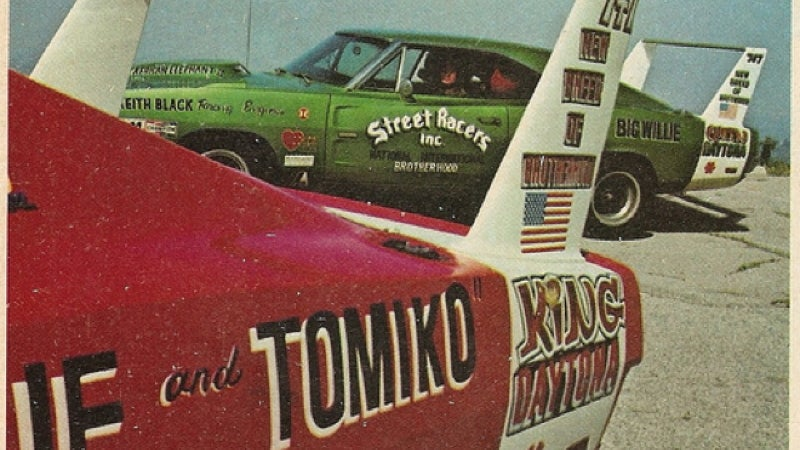 RIP Big Willie Robinson, Sought End To Gang Violence Through Drag Racing