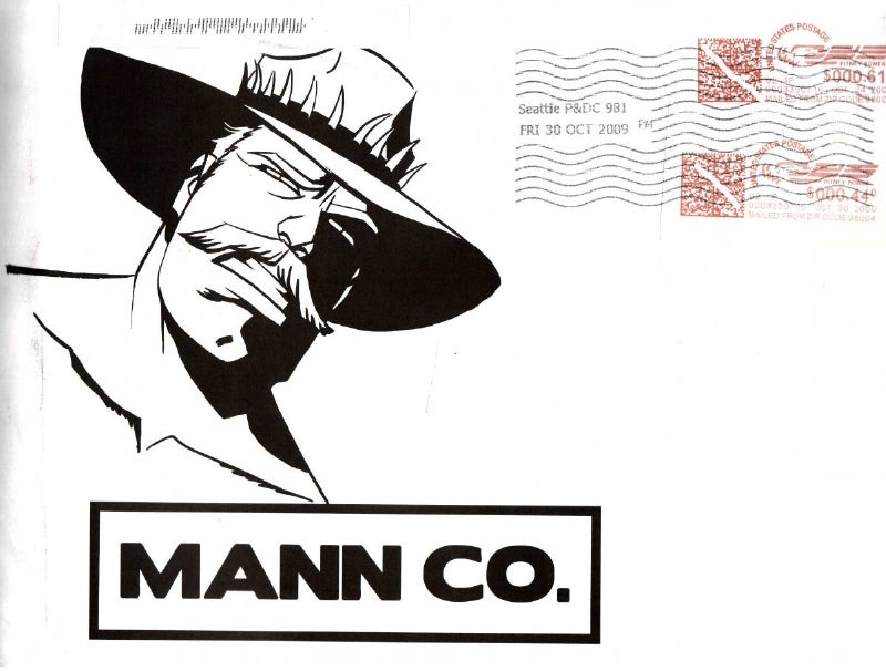 TF2's Mann Co. Responds to Its Customers Once More