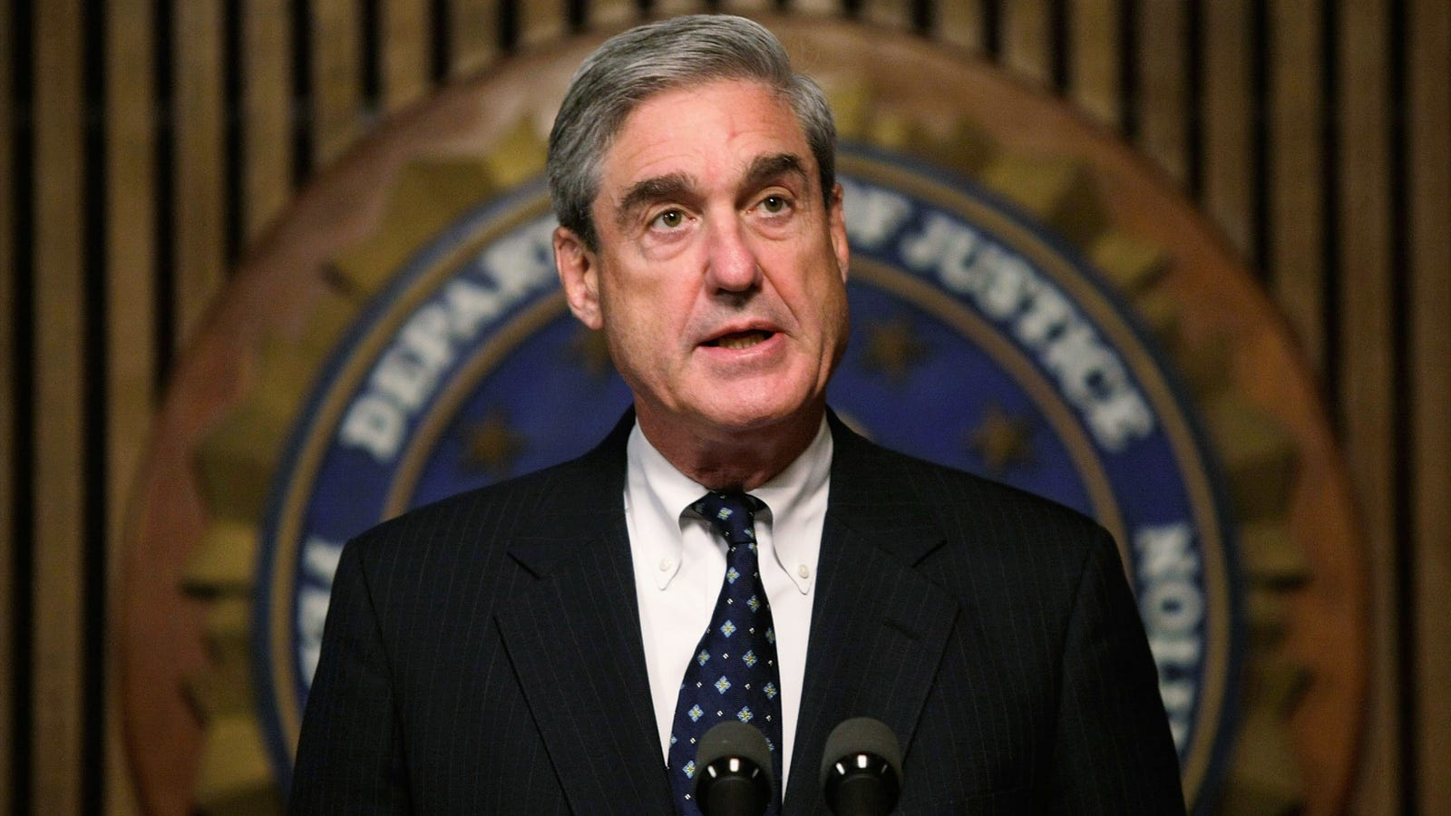 Mueller, Translated: It's Crime Time