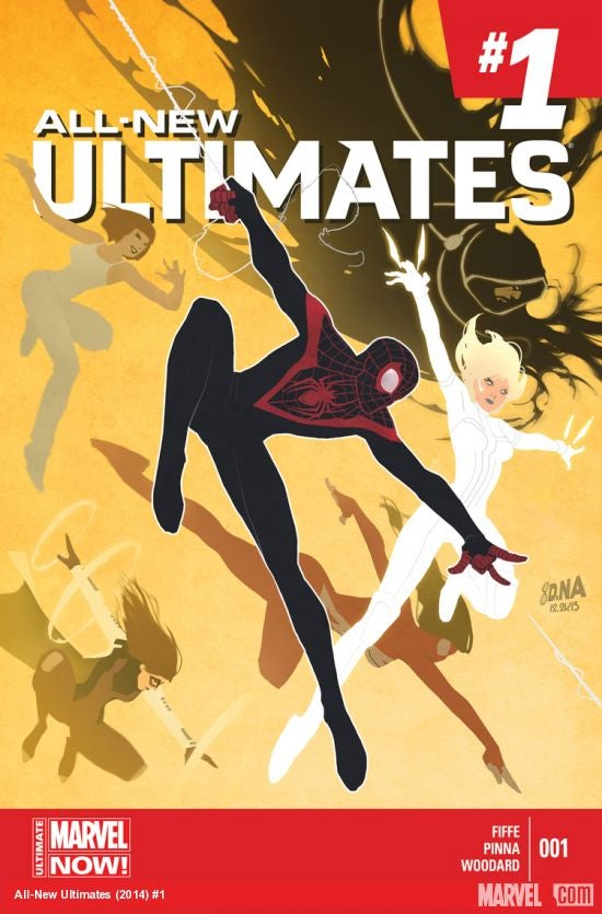 All-New Ultimates #1: An Informal Review