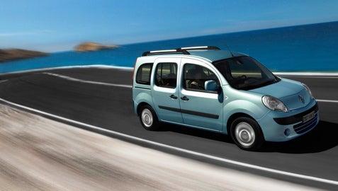 Renault Reveals Next Generation Kangoo