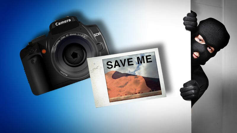 How Can I Get My Lost or Stolen Camera Back?