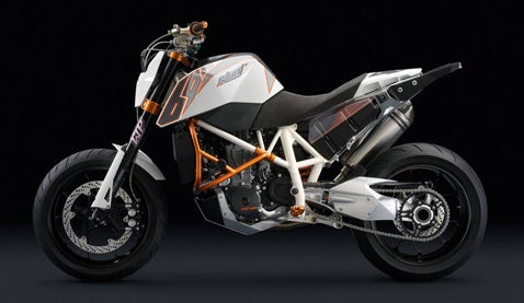 KTM Unveils 690 Stunt