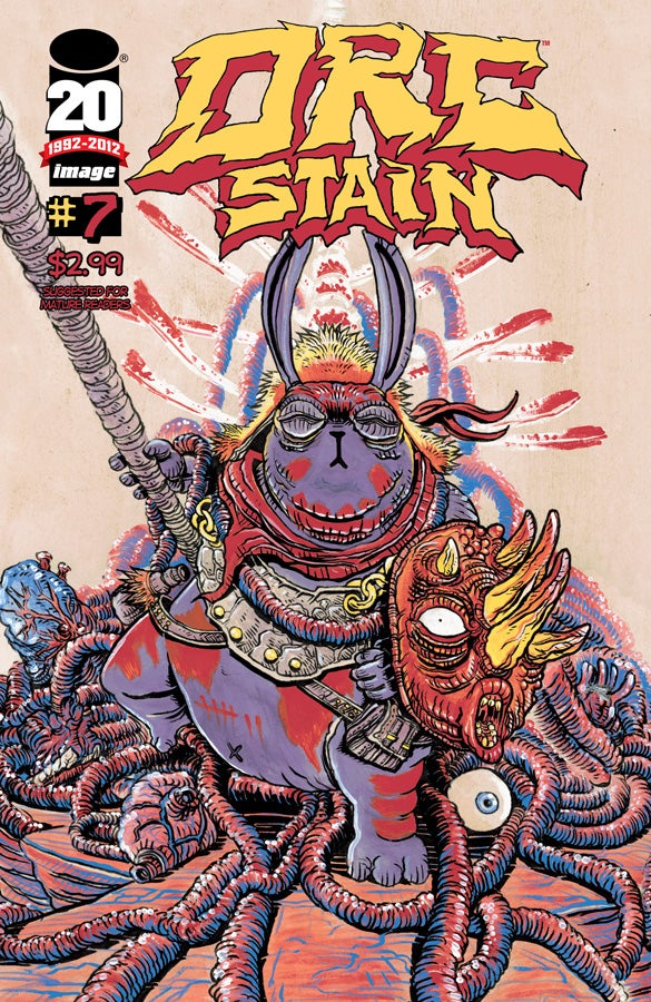 Read a preview of Orc Stain, the best-looking fantasy comic being published