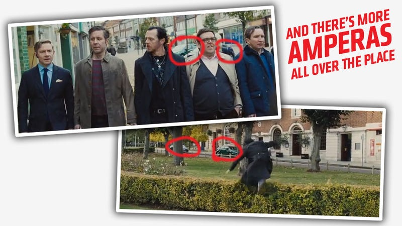 The Movie The World's End Shows That Hybrids Are For Alien Androids