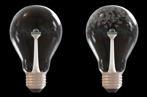 Reinvented Bulb Isn't Just a Bulb: It's an LED Light Source