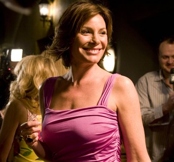 Real Housewives' Countess LuAnn: Midnight Excursion to Koreatown