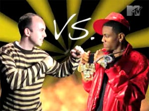 Totilo Versus Soulja Boy - Fight!