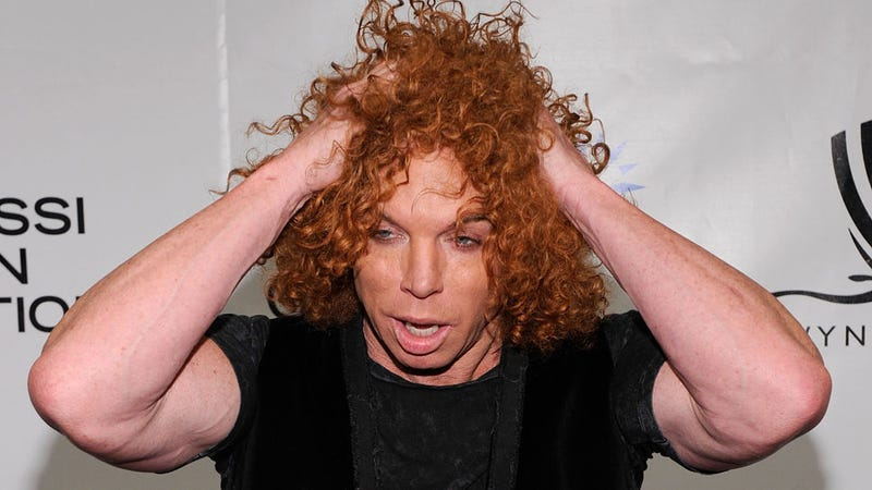 If You Have Red Hair Then You're Related to Carrot Top, Says Science