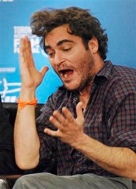 Breaking! Joaquin Phoenix Quits Acting Forever To Pursue Garage Band Dreams