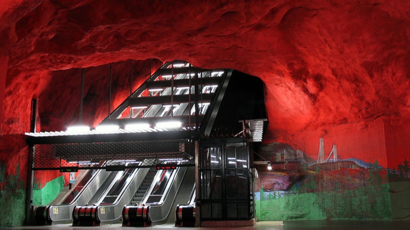What's The World's Best Subway System?