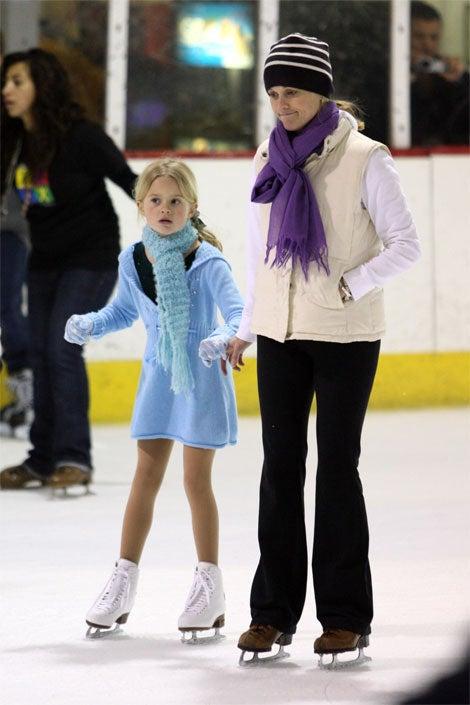 Reese & Ava's Ice Capades