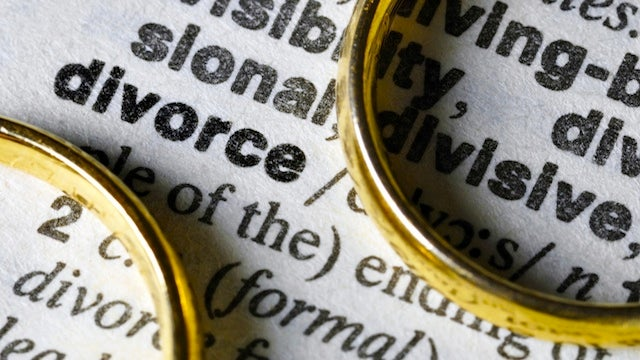 Falling Out Of Love Beats Infidelity As Reason For Divorce