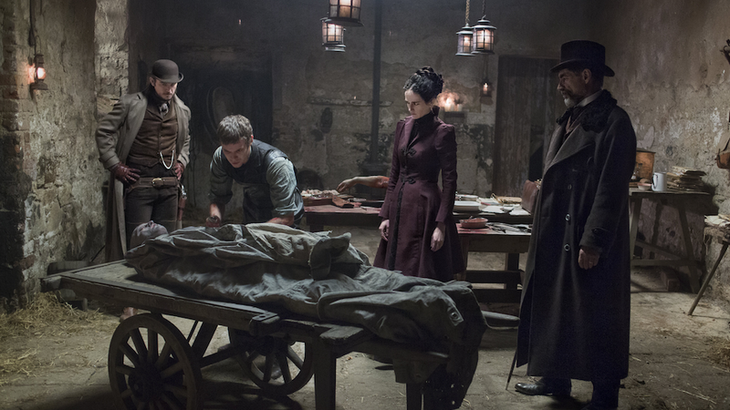 Timothy Dalton Murders the World in Penny Dreadful