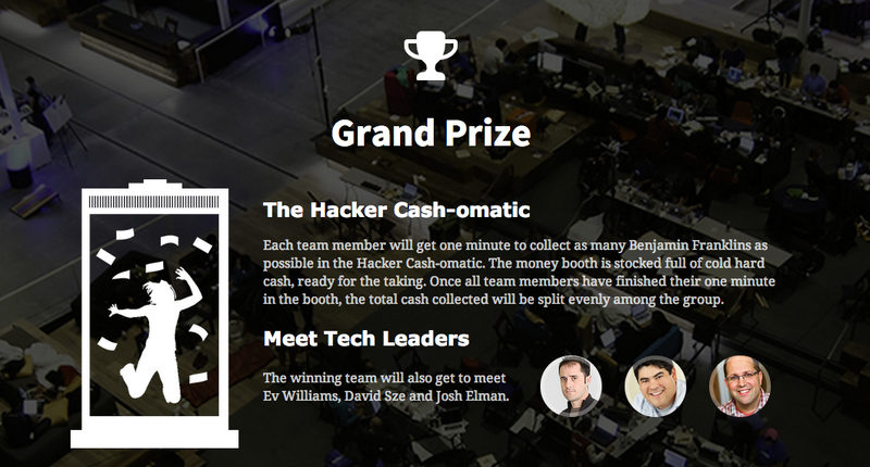 Hackathon Accidentally Picks Perfect Metaphor for Its Own Awfulness