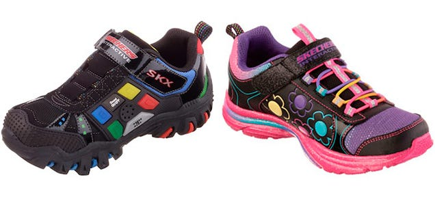 Skechers' Game Kicks Sneakers Are a Wearable Version of Simon