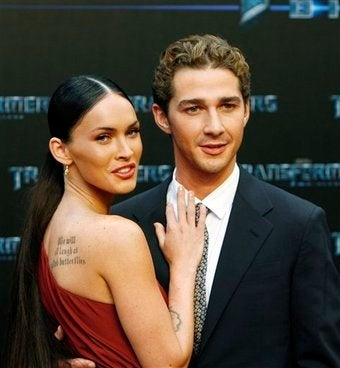 Are Megan Fox and Shia LaBeouf Secret Lovers?