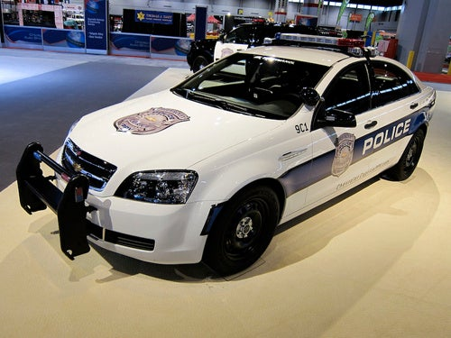 Chevy Caprice PPV: Damn It, We Still Want One