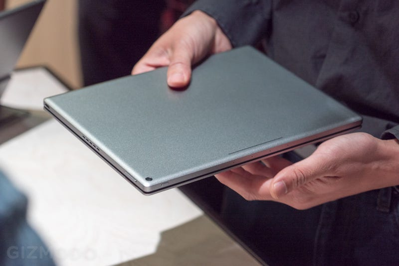 Pixel C Hands-On: This Machine Gives Good Handfeel But Has Some Issues