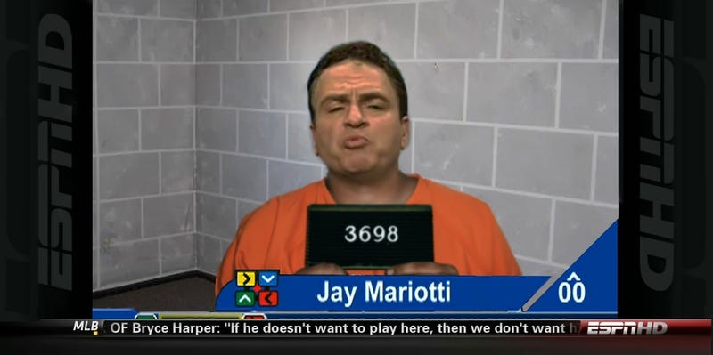 And The Mariotti Mug Shot Photoshops Have Begun