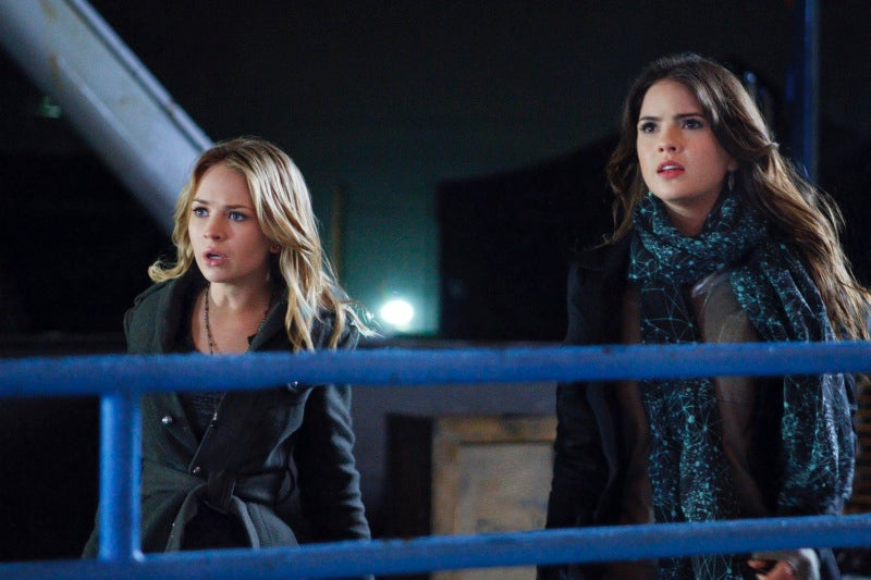 New Promo Shots From Secret Circle
