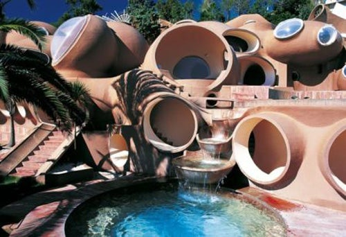 You Can Feel Up Pierre Cardin's French Villa