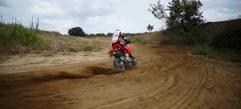 Watch The New Ducati Multistrada Enduro Prove It Can Be A Big Dirt Bike, Too