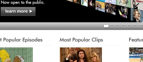 NBC/Fox Video Site Hulu Open to Public
