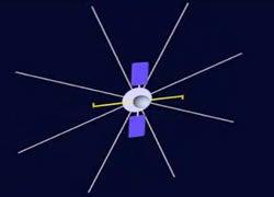 Spiderweb Solar-Wind Sail Proves Jor-El Was Right