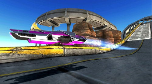 WiiWare Gets Its Wipeout On With FAST