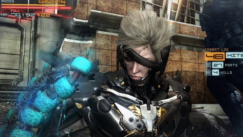 Metal Gear Rising: Revengeance: The Kotaku Review