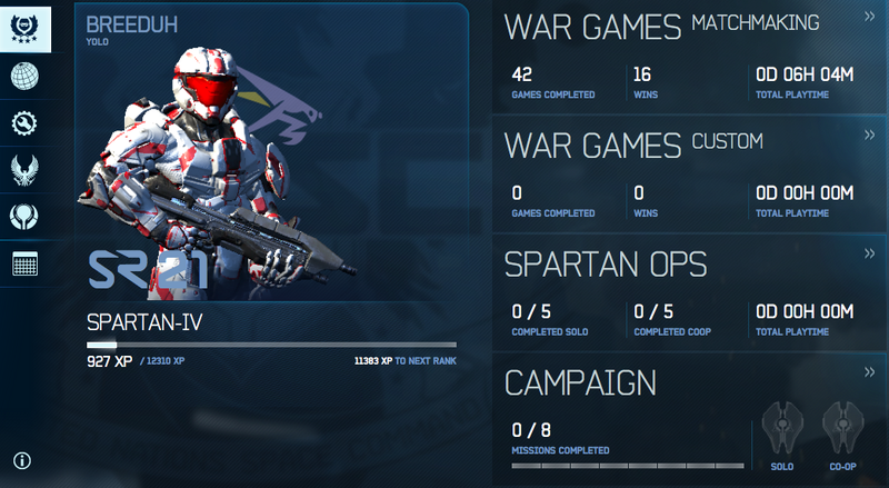 Show Us Your Halo 4 Spartan