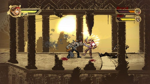 Shank Preview: The Beat-Em Up Reloaded