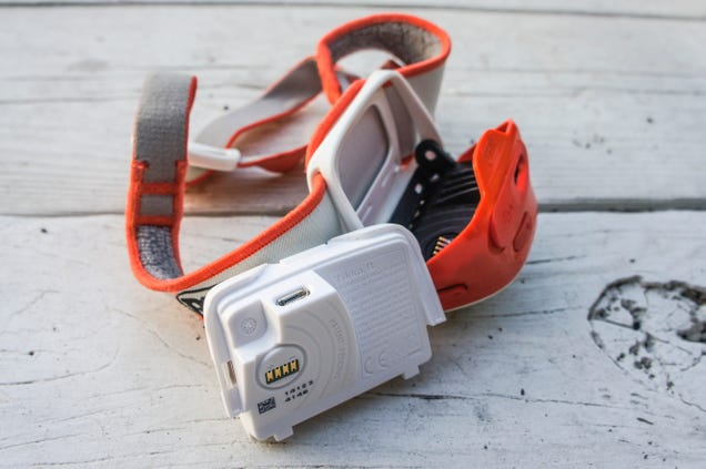 Petzl Tikka RXP Review: Smart Headlamp Automatically Adjusts Light