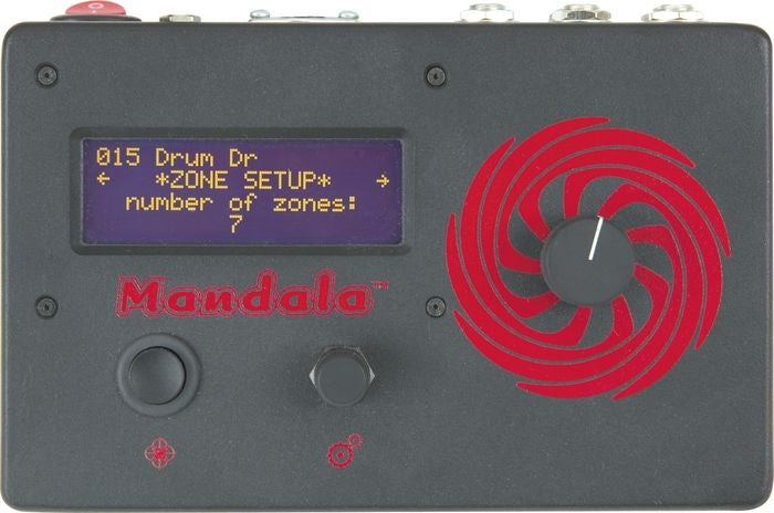 Mandala High-Def Drum and Synthesizer Version 2.0 On the Way