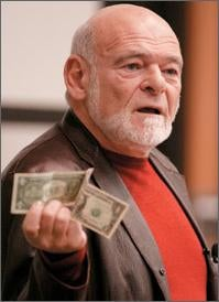 Sam Zell To Newspapers: Stop Acting Like Punks