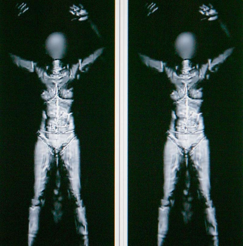 TSA to Transition From Metal Detectors to Whole Body Scanners