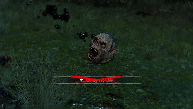 How to use photo mode shadows of mordor