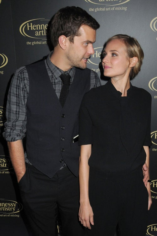Diane Kruger Hangs On Josh Jackson's Every Word